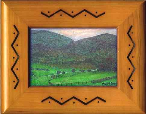 "WilliamCoxPainting""WVMTFarm""©2000"